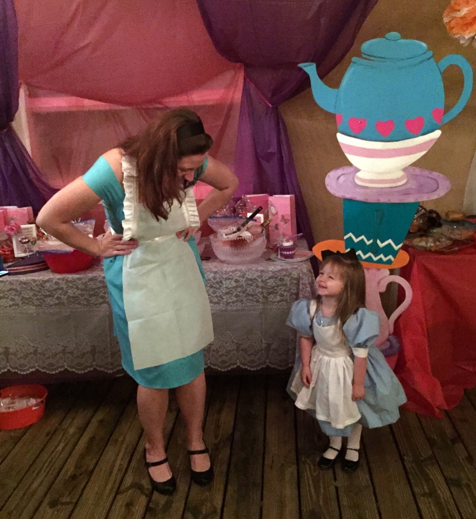 Big Alice and Little Alice