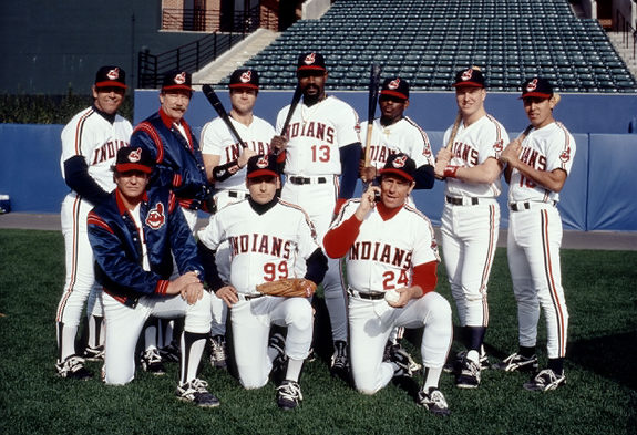 Major League Cast