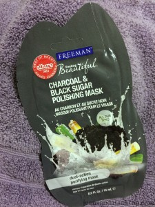 Freeman Beauty Charcoal & Black Sugar - Package