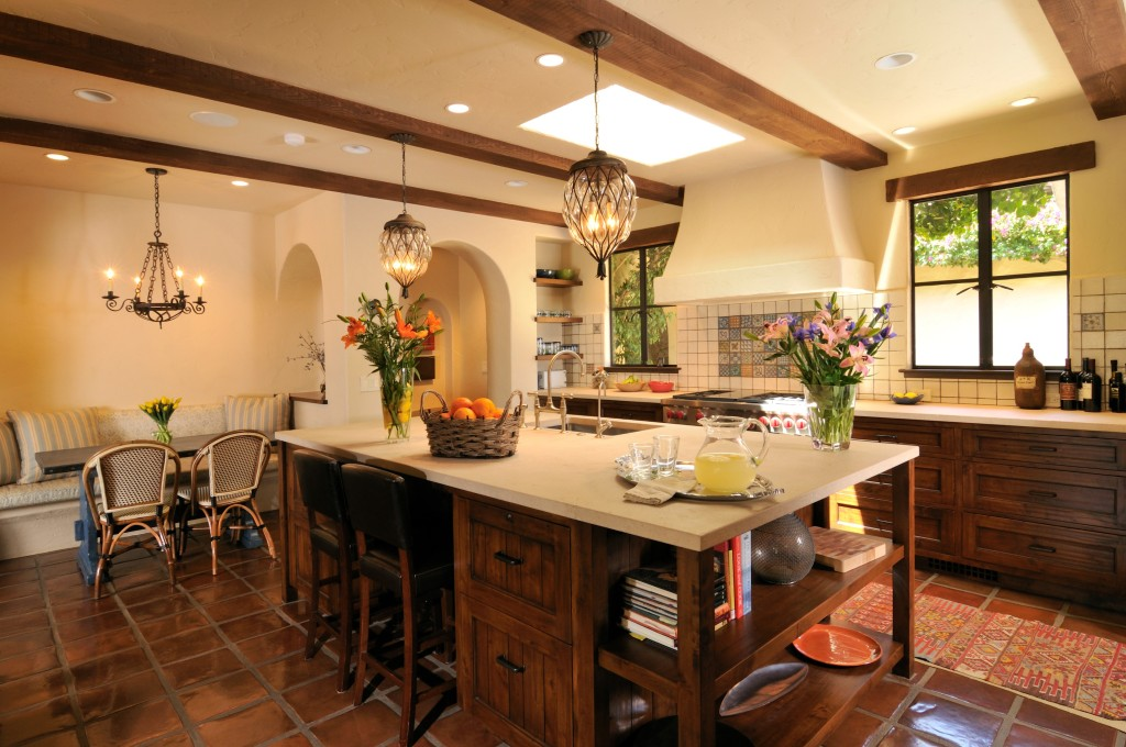 Modern Spanish Kitchen