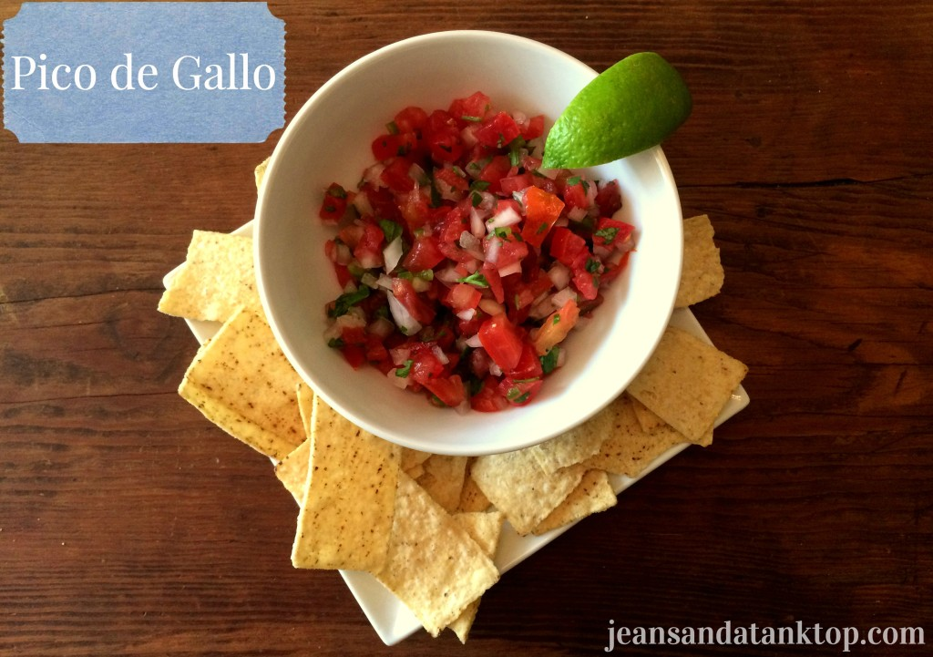 Pico de Gallo Featured