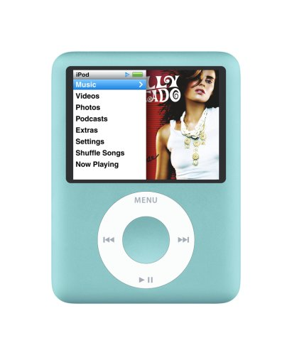 iPod Nano 3rd Gen - what I'm working with