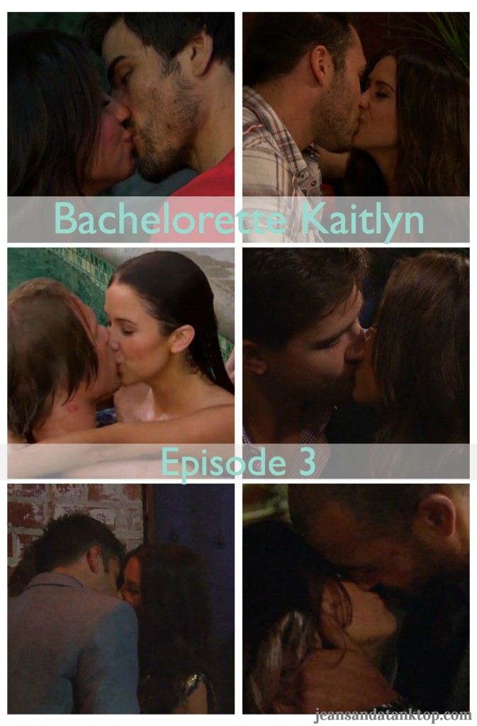Kaitlyn Episode 3 Kiss Collage