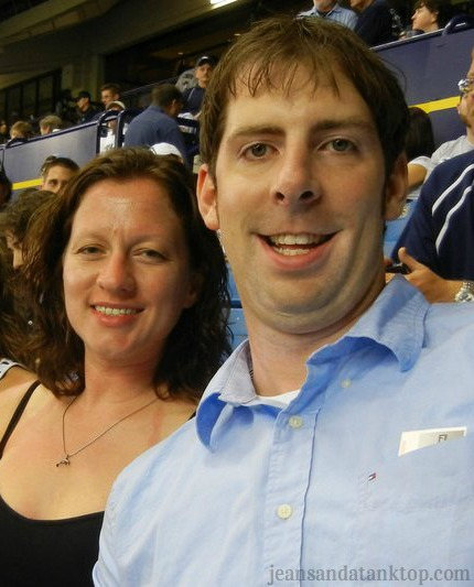 Tampa Bay Rays game, 2011
