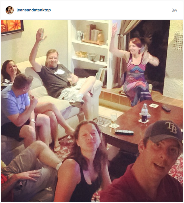 Belmont Party Selfie Stick