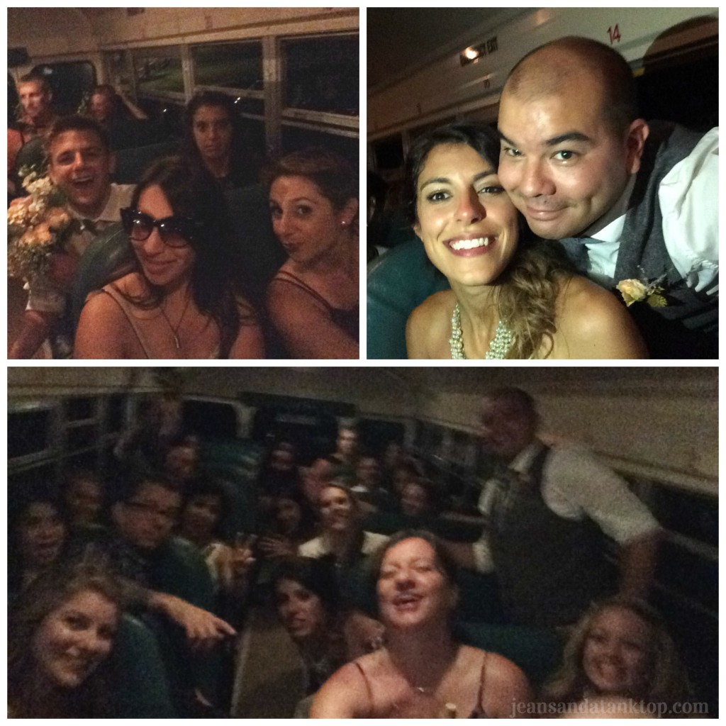 Party Bus Selfie Stick