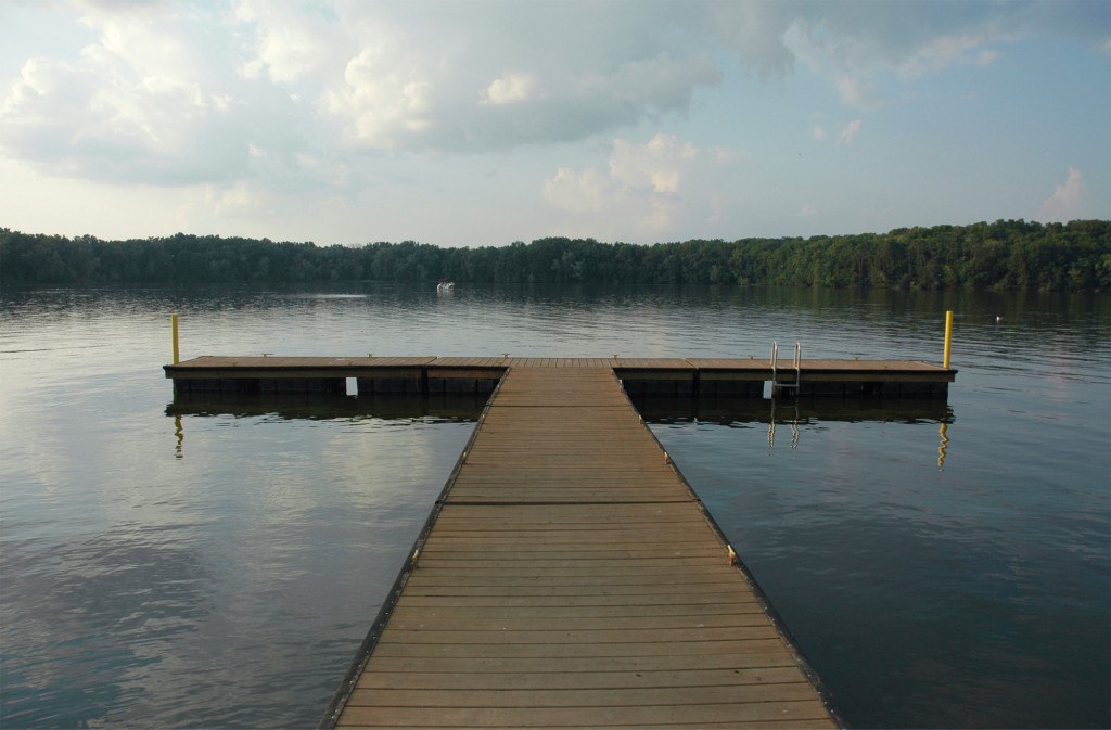 Springfield Lake - Dock T