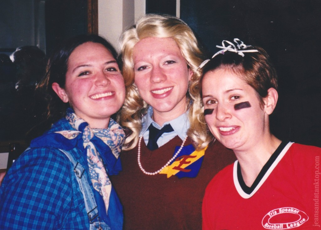 Facts of Life Blaire Halloween 2002