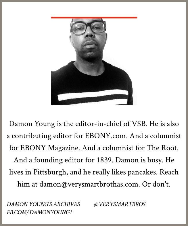 Damon Young Bio