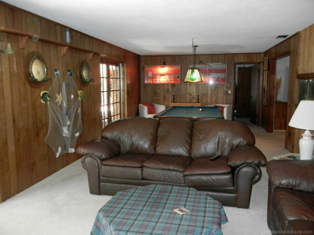 Living Room north Before