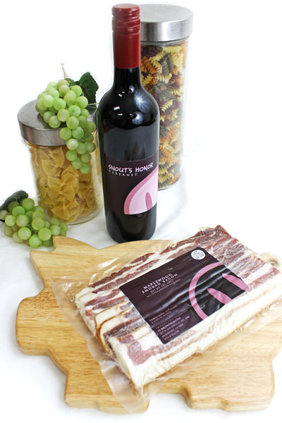 Bacon Freak Swine and Wine Club Red Wine