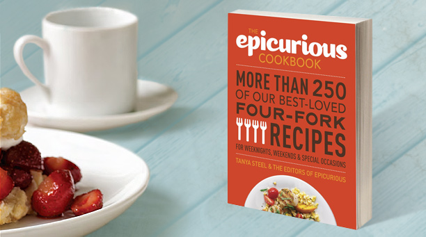 Epicurious Cookbook