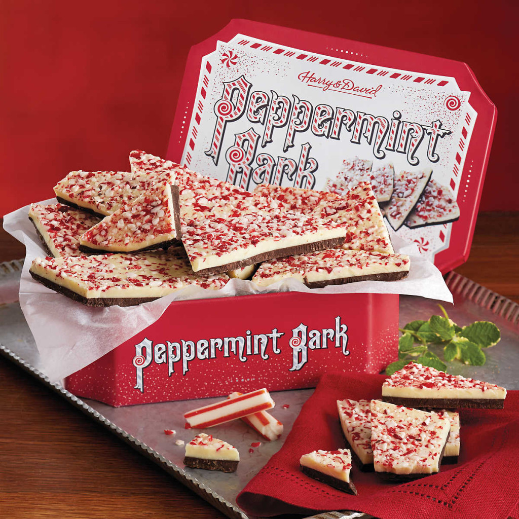 Harry and David Peppermint Bark