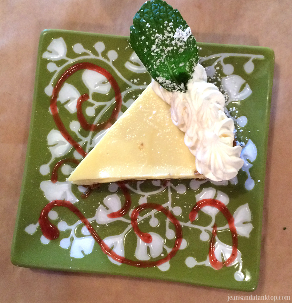 Square Grouper Key Lime Pie