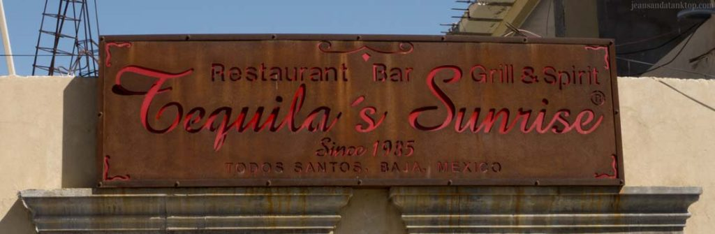 Tequila's-Sunrise-sign