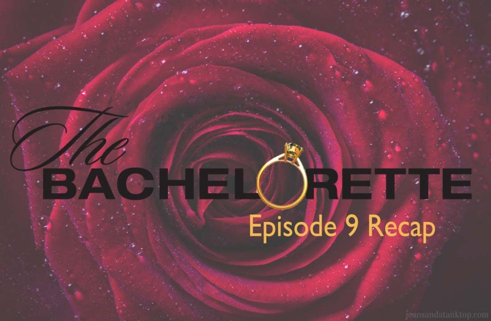 Bachelorette Episode 9 Recap and Fashion JoJo