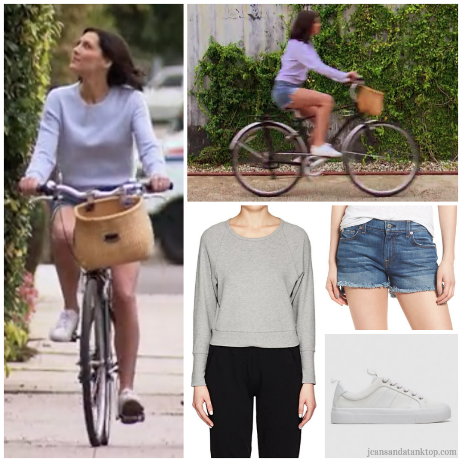 Bachelorette Becca Season 14 Episode 2 bicycle shorts