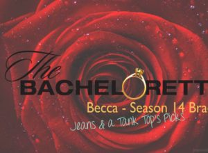 Bachelorette Bracket Becca Kufrin Season 14 Filled In